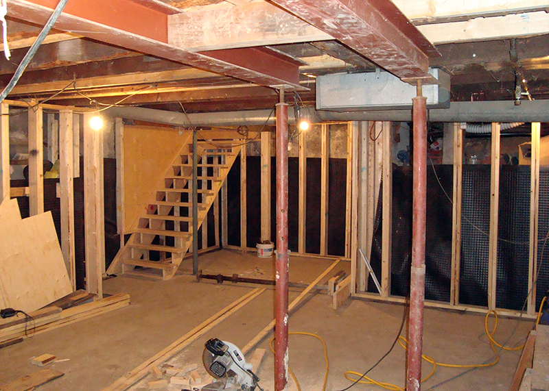 J & D Baer - Basement Finishing/Renovation