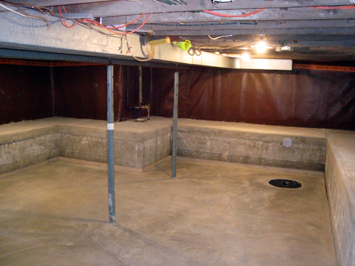 Basement Boss Crawlspace Repair