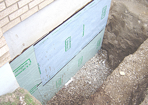 Basement Boss Exterior Foundation Crack Repair