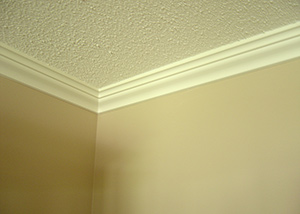 Interior Finishing (Crown Moulding)