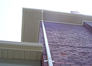 Soffit, Fascia, Trough After